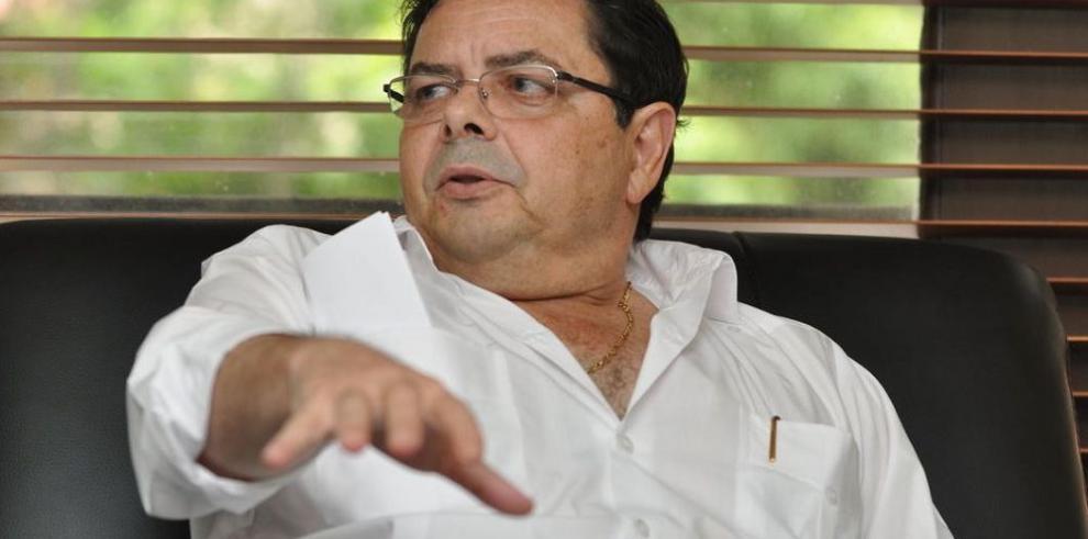Publio Ricardo Cortés reemplaza a Luis Cucalón