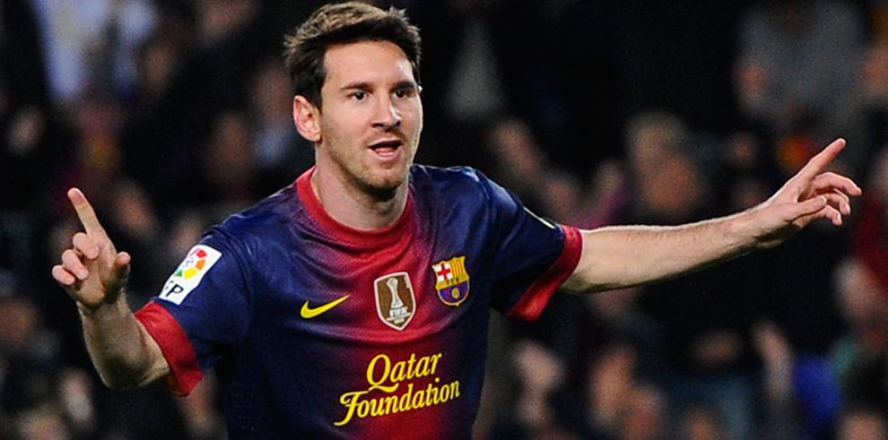 Messi busca el récord goleador histórico de la Liga ante el Rayo
