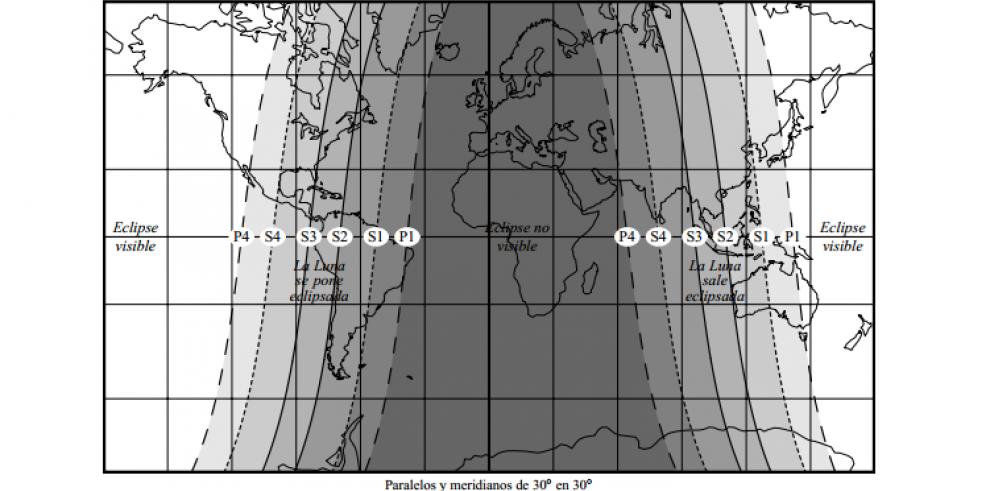 Segundo eclipse lunar será el 8 de octubre