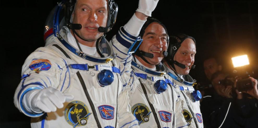 Nuevo viaje al espacio
