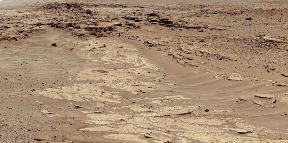 Cámara que simula Marte