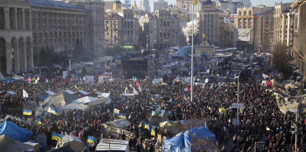 Ucrania sigue a la espera del préstamo del FMI