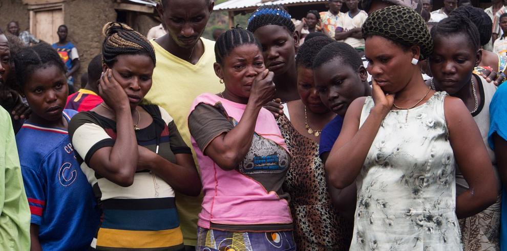 109 muertos tras naufragio en Uganda