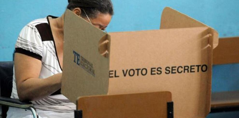 TE listo para las elecciones parciales en Los Santos y Herrera