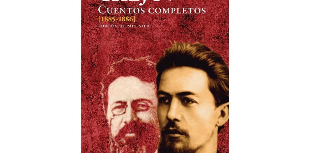 Segundo volumen de 'Cuentos completos' de Chejov