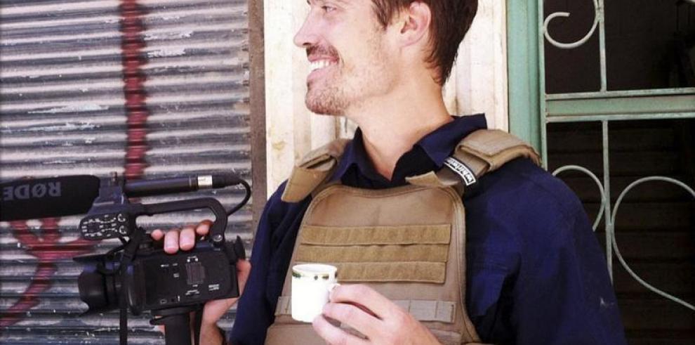 Periodista decapitado narró detalles de su cautiverio para su familia