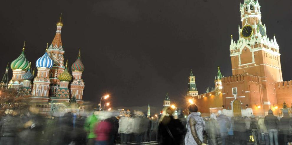 Moscú, la peor ciudad del mundo para hacer turismo
