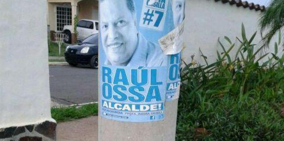 Politicochinos, campaña para exigir limpieza de propaganda política
