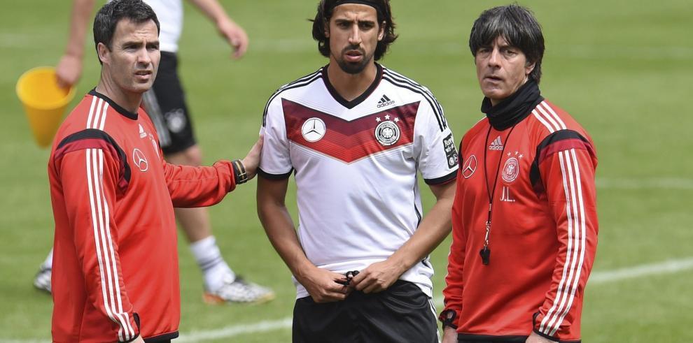 Alemania mira a Brasil entre la esperanza y las dudas