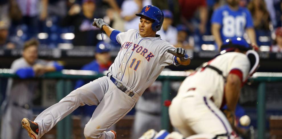 Tejada mantiene el ritmo con los Mets