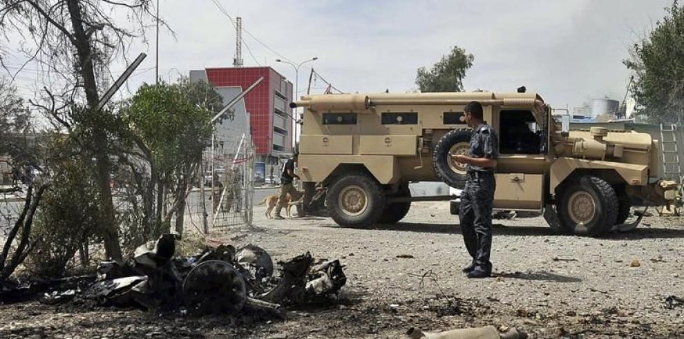 Lucha entre ejército iraquí y yihadistas causa 40 muertos en Mosul