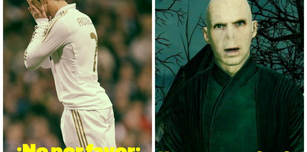 Memes: Rodilla de Ronaldo: ¿bajo el hechizo de un brujo de Ghana?