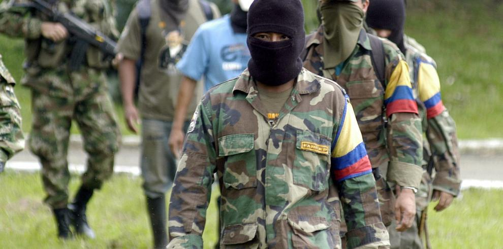 Tres guerrilleros de las FARC mueren en una operación militar en Colombia
