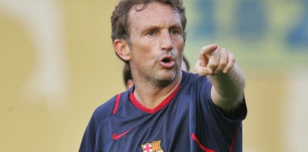El español Albert Roca, nuevo técnico de la selección de fútbol salvadoreña