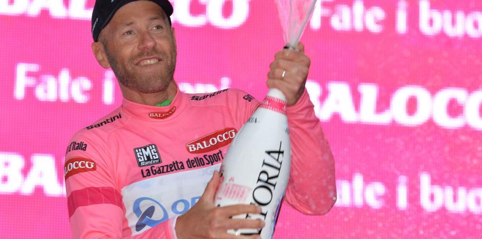 Carretero cumple con el inicio del Giro