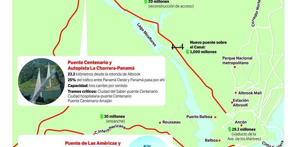 Panamá Oeste: cuando la lluvia desquicia la vuelta a casa