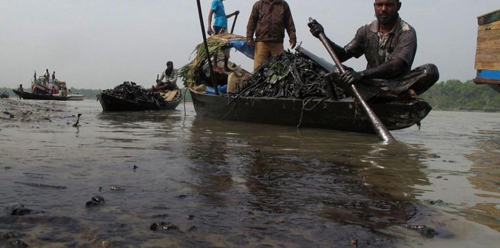 Tragedia ecológica en Bangladesh