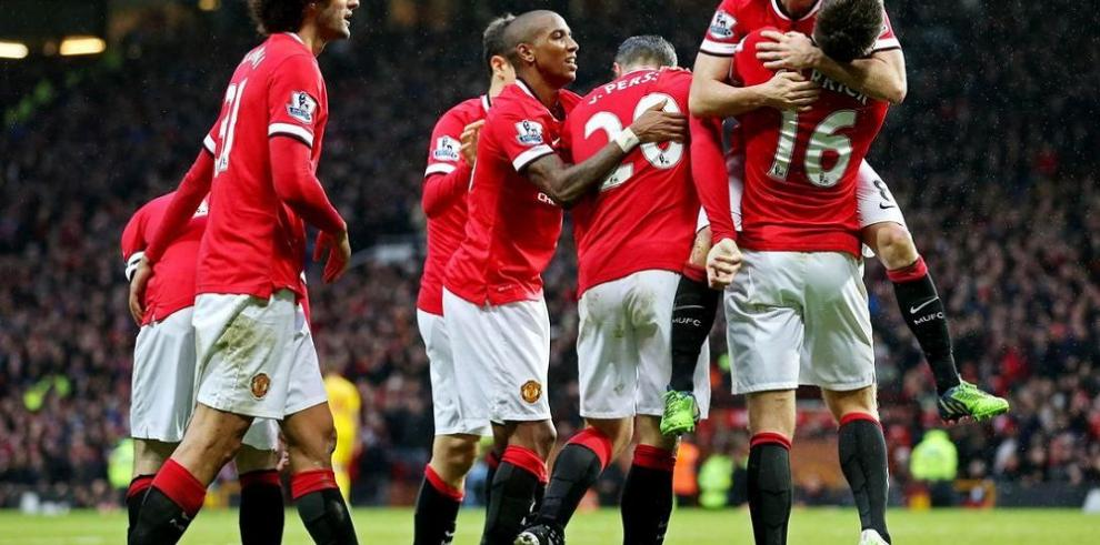 El Man-U golea al Liverpool en el clásico de los ingleses