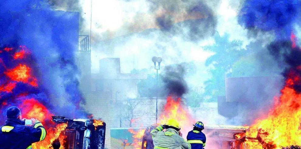 Enfrentamientos dejan 16 heridos en Guerrero
