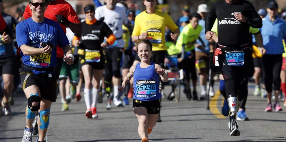 Maratón de Boston regresa con más fuerza, a un año de la tragedia