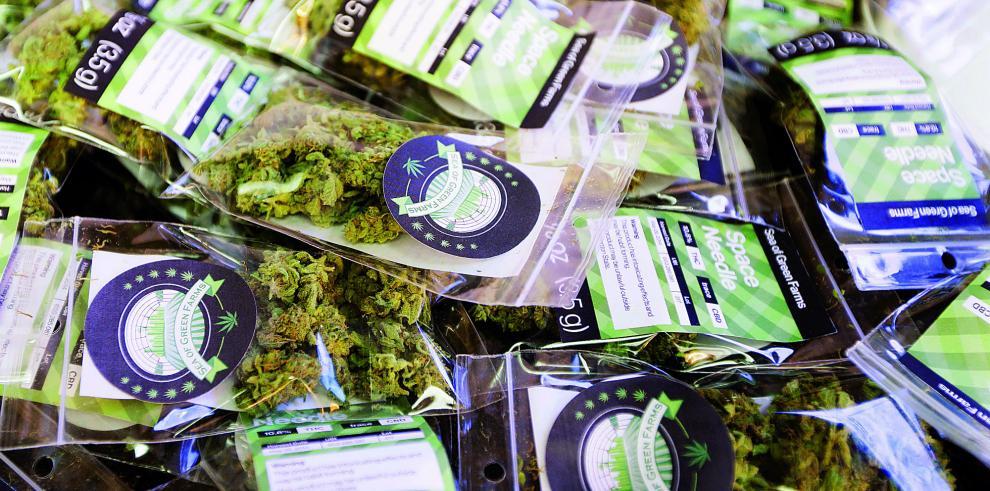 Aplicación ofrece marihuana medicinal a domicilio