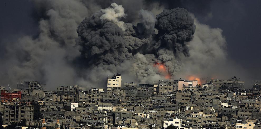Al menos 100 muertos en la jornada más sangrienta en Gaza desde el 8 de julio