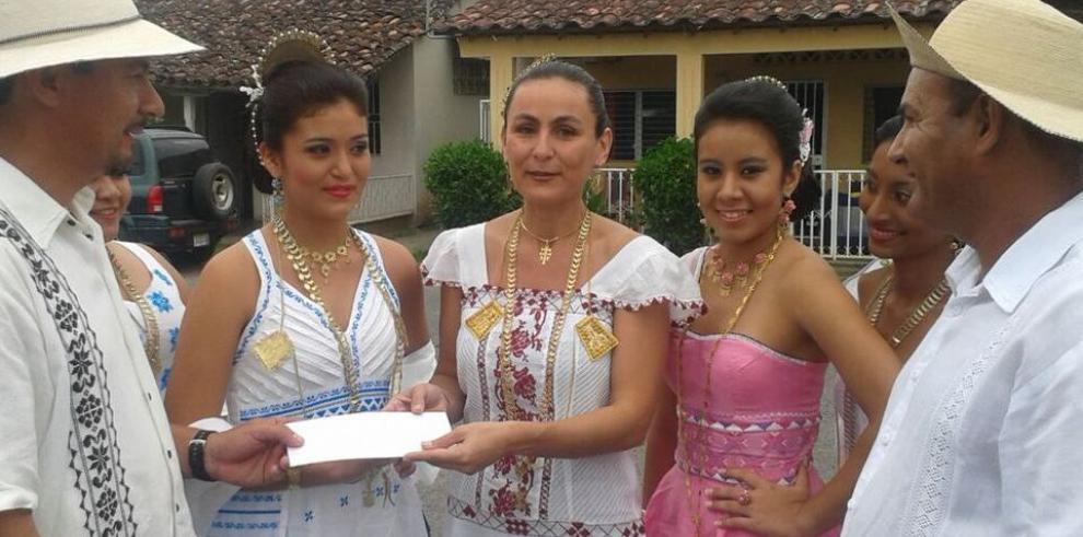 INAC apoya el folclore de Herrera