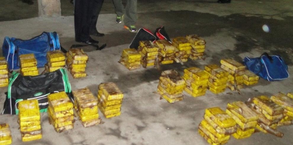 Policía Nacional detiene a dominicano con 115 kilogramos de cocaína