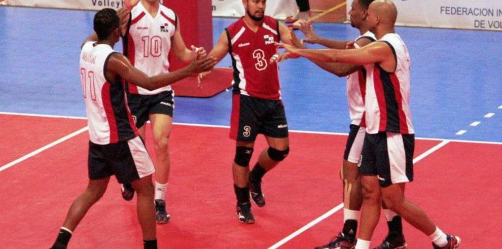 Pobre desempeño de voleibol panameño