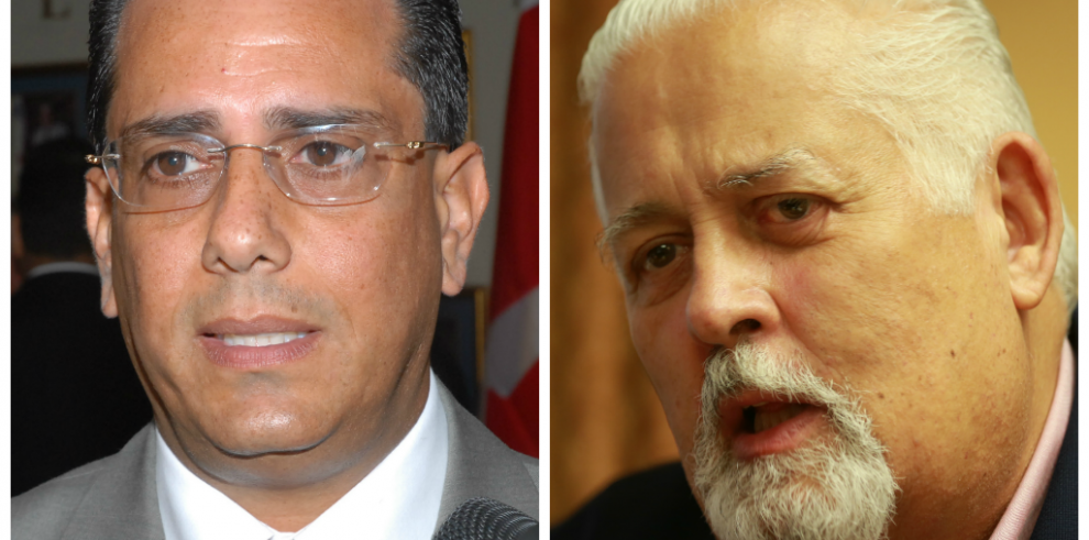 Paredes dice estar en desacuerdo con declaraciones de Pérez Balladares