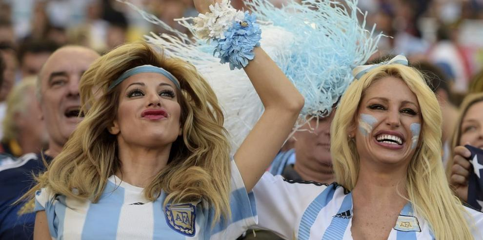 Bellas mujeres: lo último que deja Brasil en la final