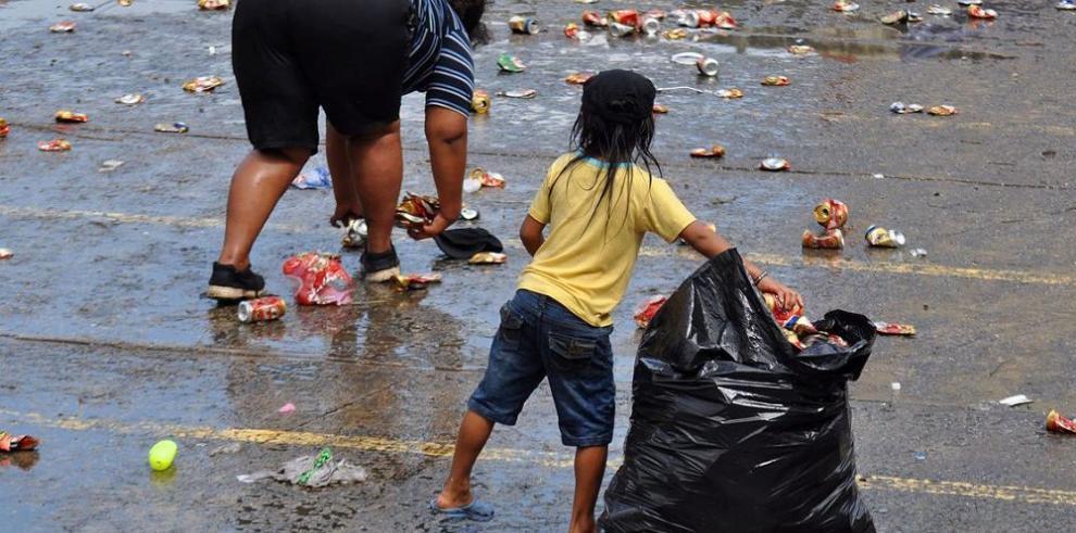 Latinoamérica se une en contra del trabajo infantil
