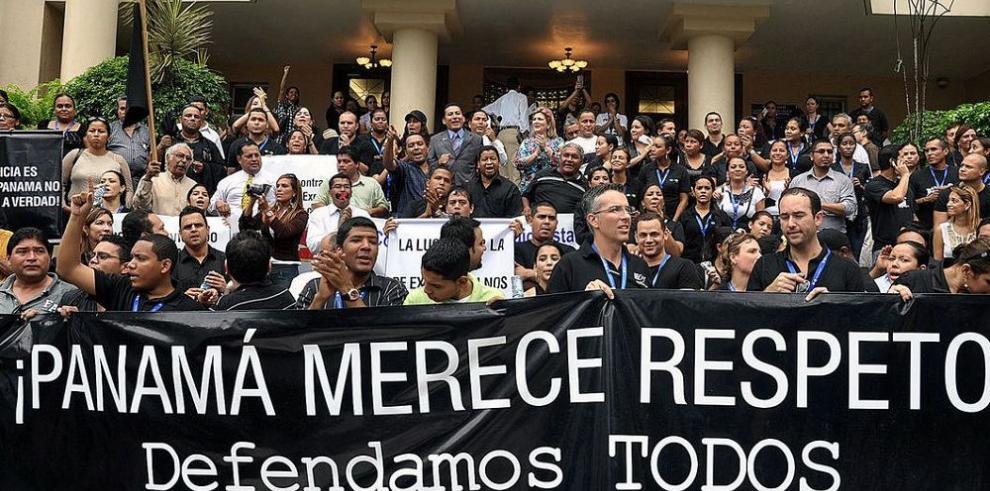 Corte rechaza indultos en favor de periodistas