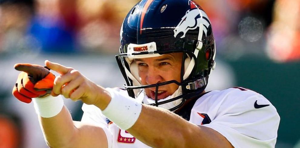 49ers-Broncos: Todas las miradas sobre Manning