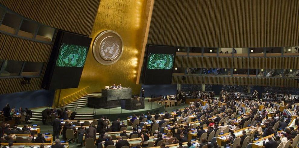 'Venezuela fue un voto monigote de Rusia y China'