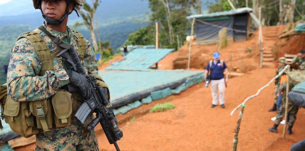 Darién, conflictiva frontera entre Colombia y Panamá
