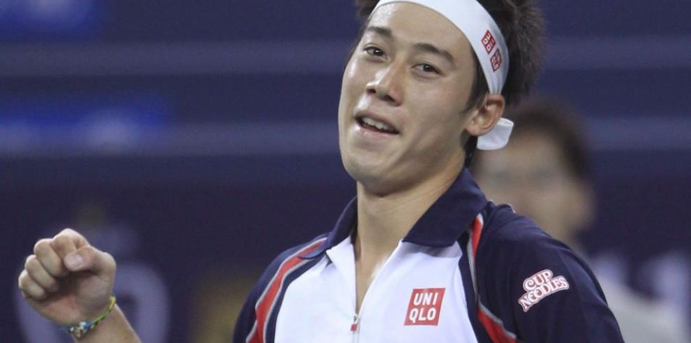Nishikori y Benneteau jugarán final hoy