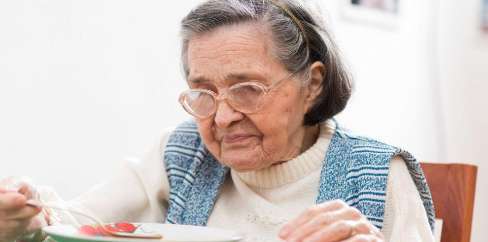 Alimentos espaciales para ancianos