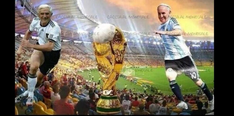 Los mejores memes de la final entre Alemania y Argentina