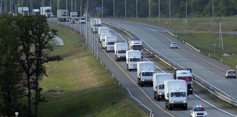 La OSCE escoltará el convoy en Ucrania