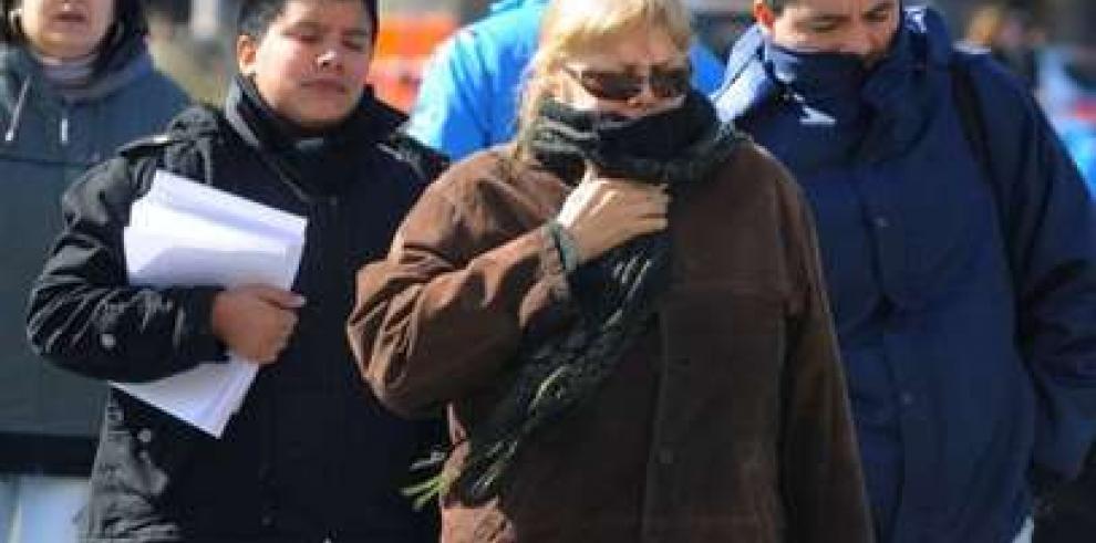 Ola polar en Argentina genera temperaturas extremas