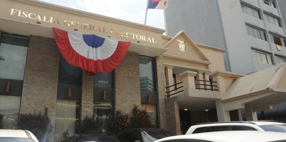 Fiscalía Electoral anuncia que laborará el sábado y domingo próximo