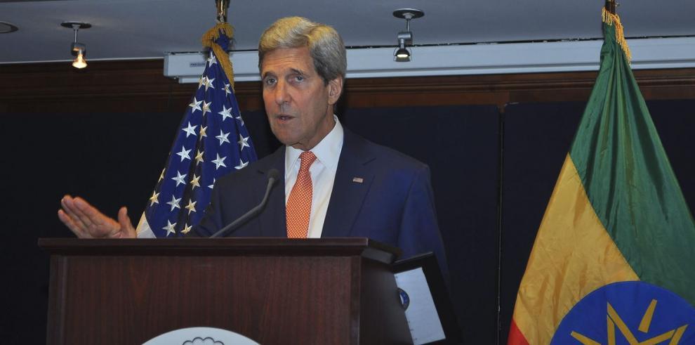Kerry, pendiente de Sudán del Sur