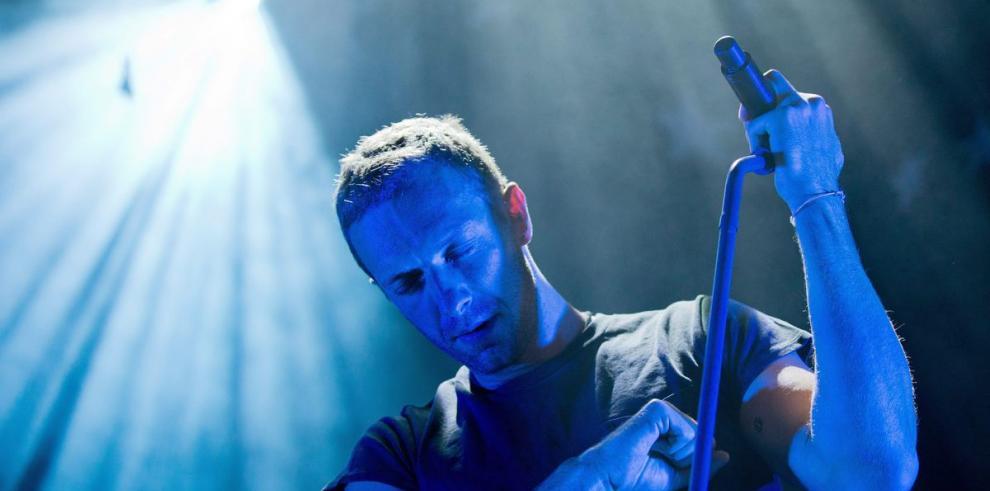 Coldplay, íntimo y personal