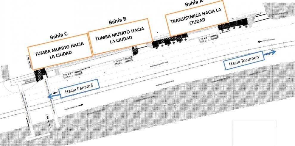 El sábado 24 entra en funcionamiento estación de Metrobús en Las Colinas
