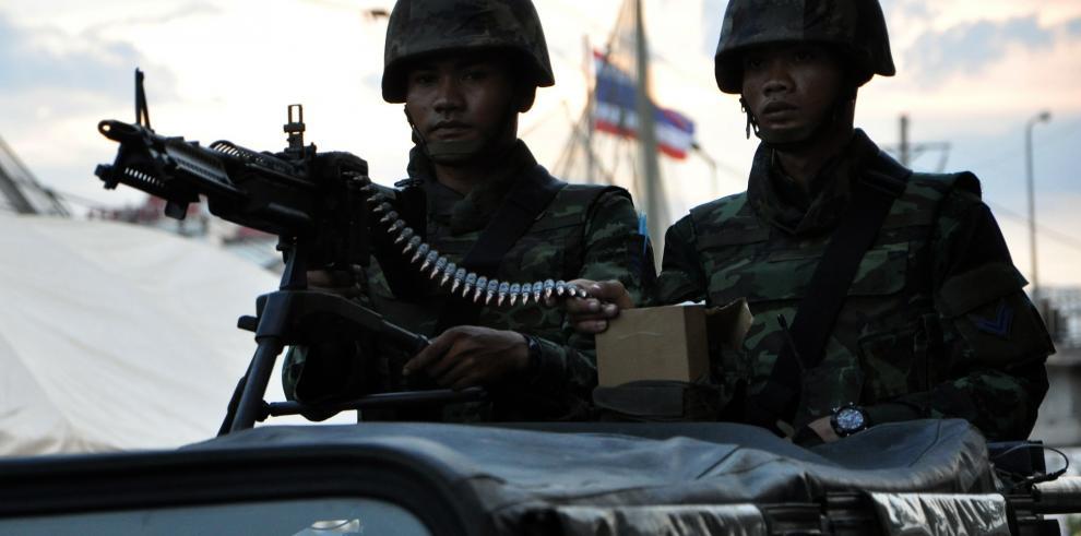 Tailandia, en manos del Ejército, tras el golpe de Estado