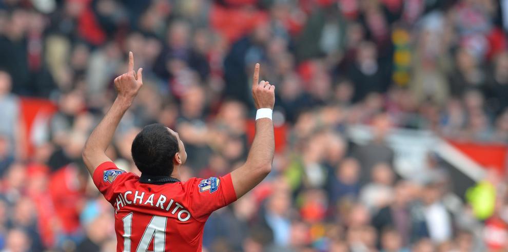 Manchester United se da un respiro tras ganar al Aston 4-1