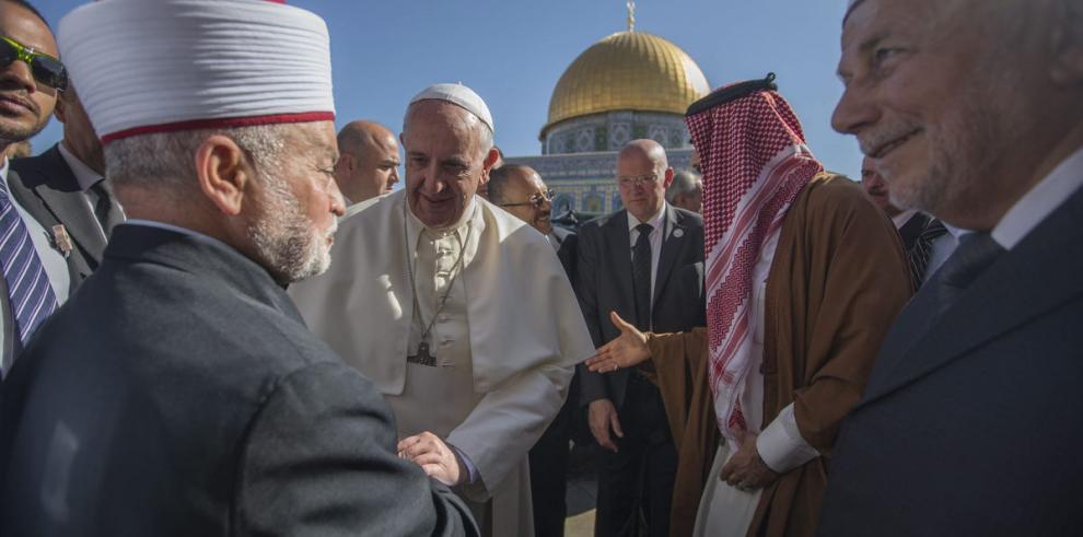 Peregrinación del Papa en Tierra Santa concluye con mensaje de paz