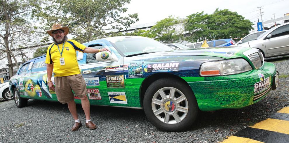 'Pepín' y su viaje inédito al Mundial
