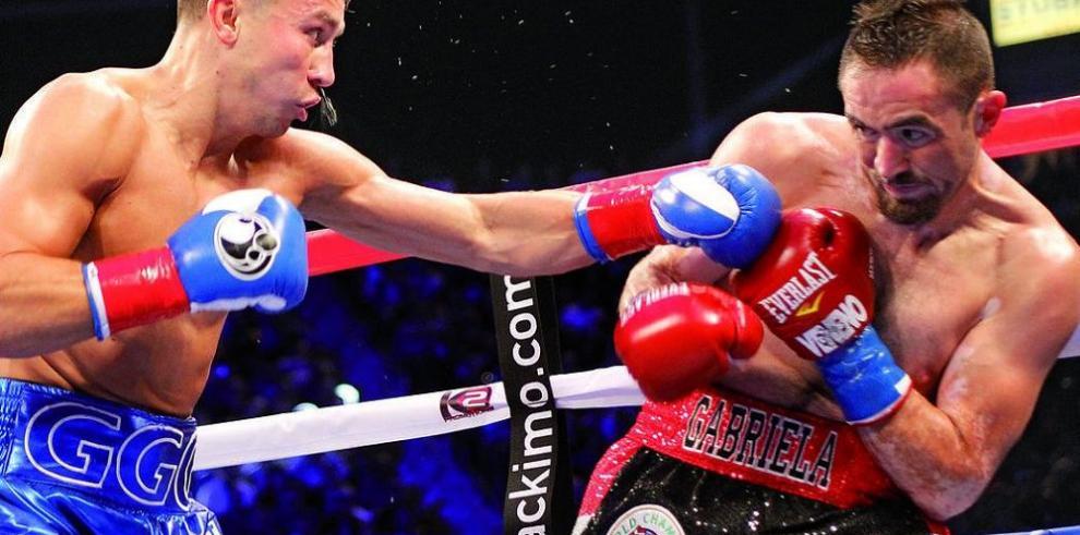 Golovkin detiene a Rubio y retiene el título de la AMB
